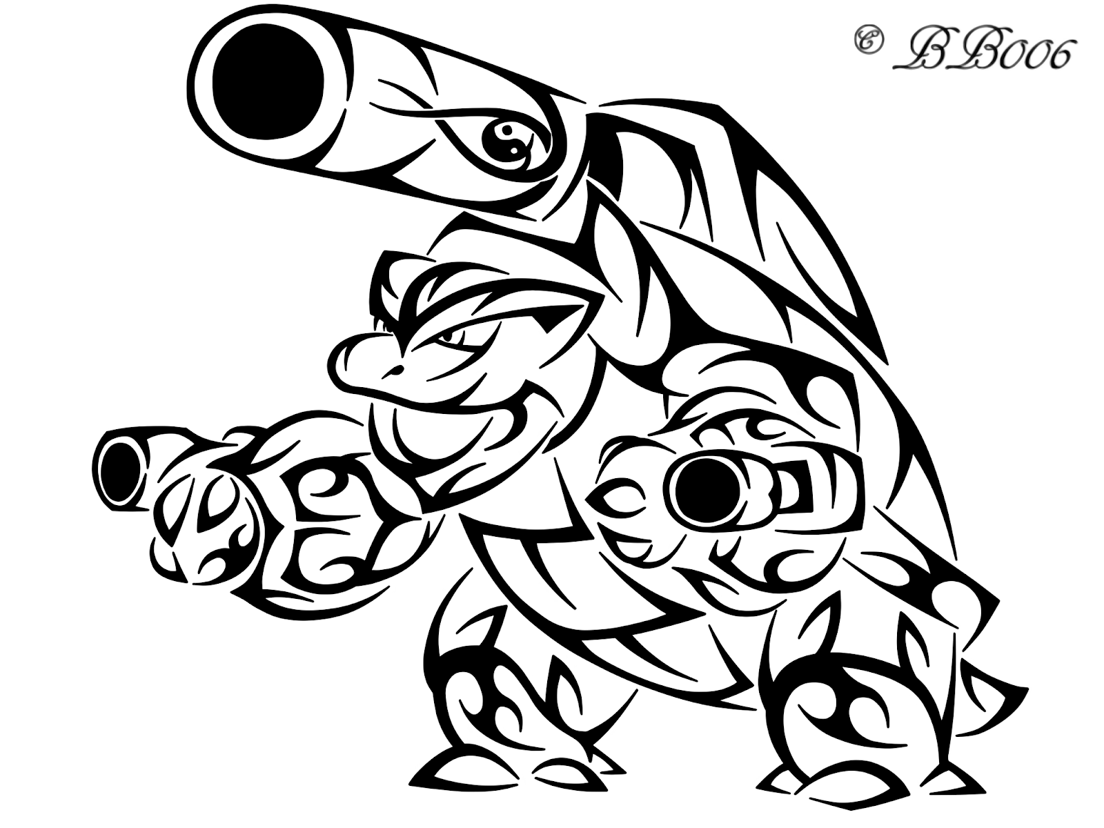 free blastoise coloring pages collection free