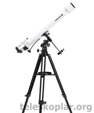 Bresser klasik 60-900mm teleskop incelemesi