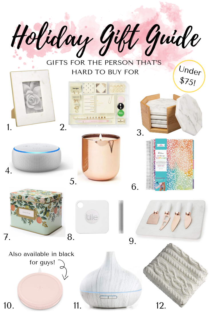 Gifts for the Person who is Hard to Buy For