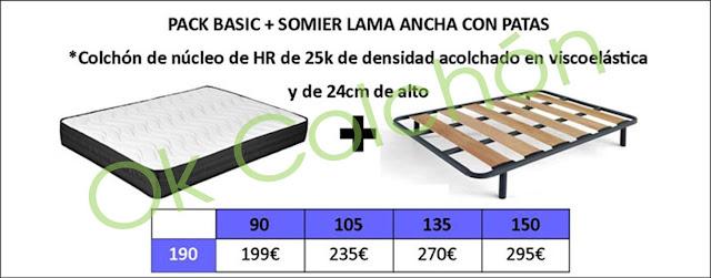 Pack Ahorro Basic
