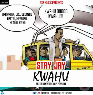 Stay Jay – Kwahu (Olamide Wo Cover)