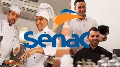 SENAC Pernambuco - PE: Cursos Gratuitos 2018