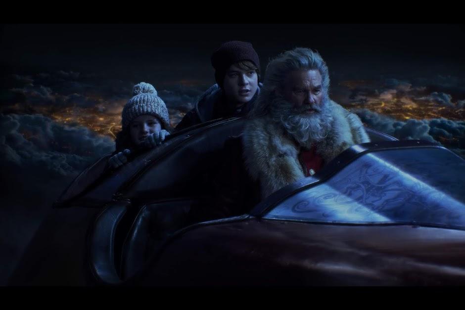 "Kurt Russell é o Papai Noel no trailer de ""Crônicas de Natal"""