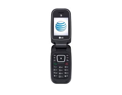 LG b470 cell phone