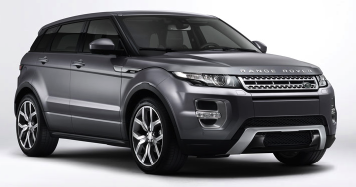 2020 Land Rover Range Rover Evoque Review Design Release