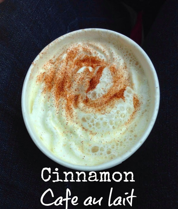 Susieqtpies Cafe Cinnamon Cafe Au Lait Recipe And