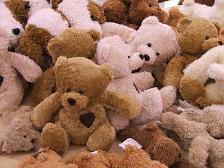 Image: Teddybären Nr. 1, by Björn Láczay on Flickr