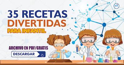 35 RECETAS DIVERTIDAS PARA INFANTIL