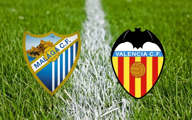 Malaga vs Valencia Highlights & Full Match 17 February 2018