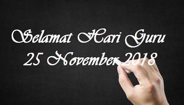 Smp Khalifah Boarding School Sukabumi Selamat Hari Guru