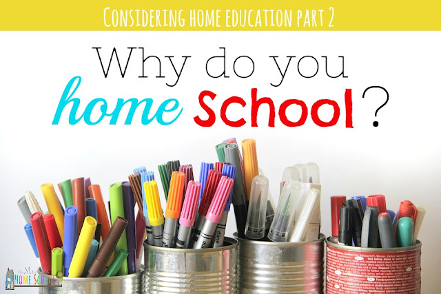 "why do you home school? Part 2 of the ""considering home education"" series from amuslimhomeschool.com"