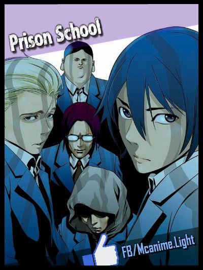 Prison School (Kangoku Gakuen) [12/12][+Ova][MEGA] BD | 720P [100MB][Sub Español] (Sin censura)
