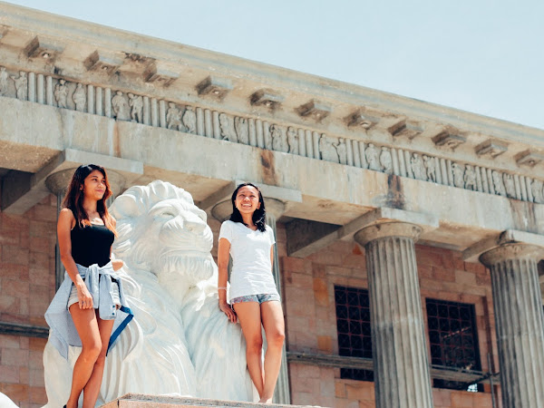 TAMING LIONS | TEMPLE OF LEAH