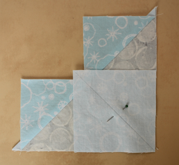 Flying geese tutorial | DevotedQuilter.blogspot.com