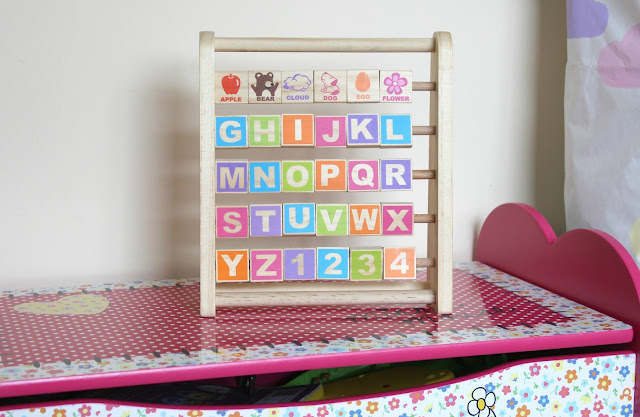A review of the Dodo & Bilby Wooden Learn English Alphabet