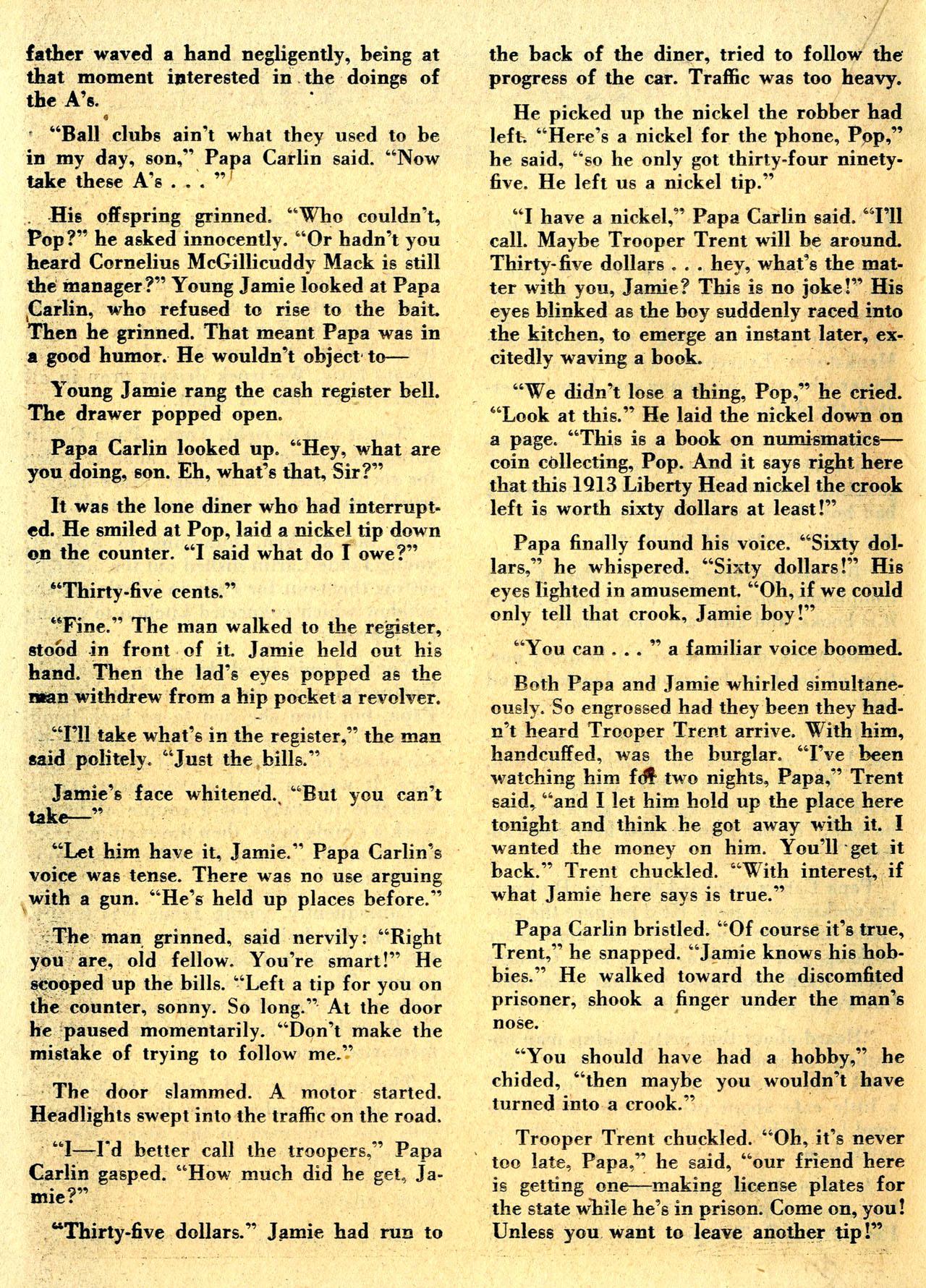 Read online Detective Comics (1937) comic -  Issue #116 - 32