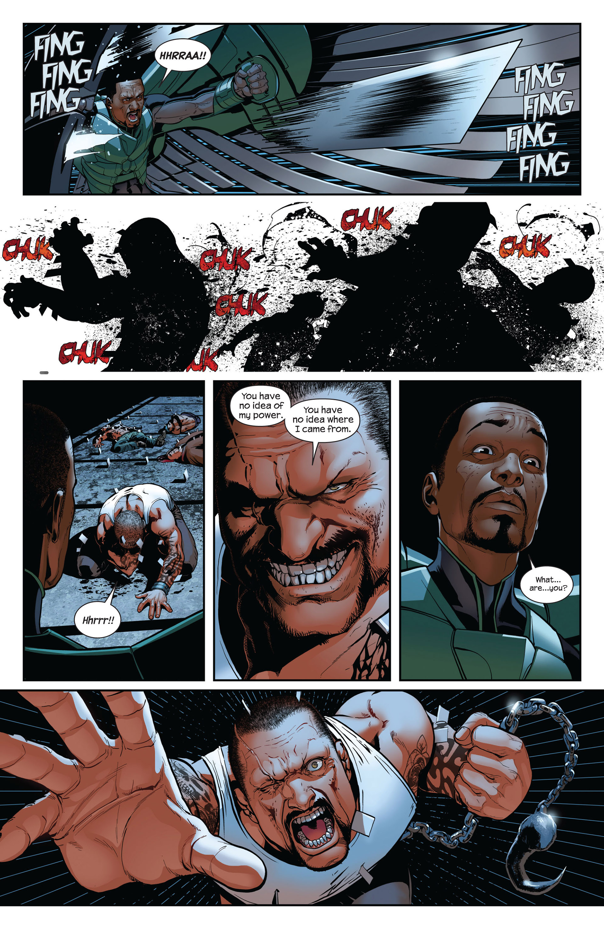 Read online Ultimate Comics Spider-Man (2011) comic -  Issue #9 - 12