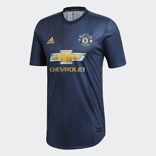 manchester united 2018/19 adidas third kit