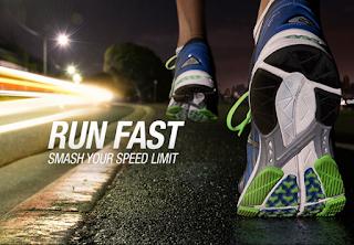 Cara lari agar bisa lebih cepat