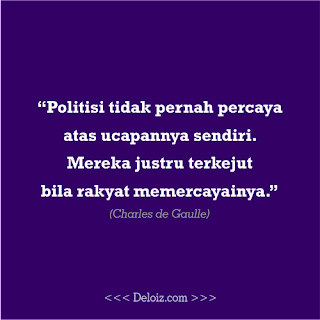 DP BBM Tentang Politik