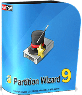 WIZARD TÉLÉCHARGER 9.1 PARTITION MINITOOL