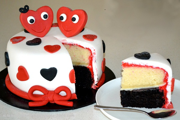 Valentines Day Love Special Cake Images