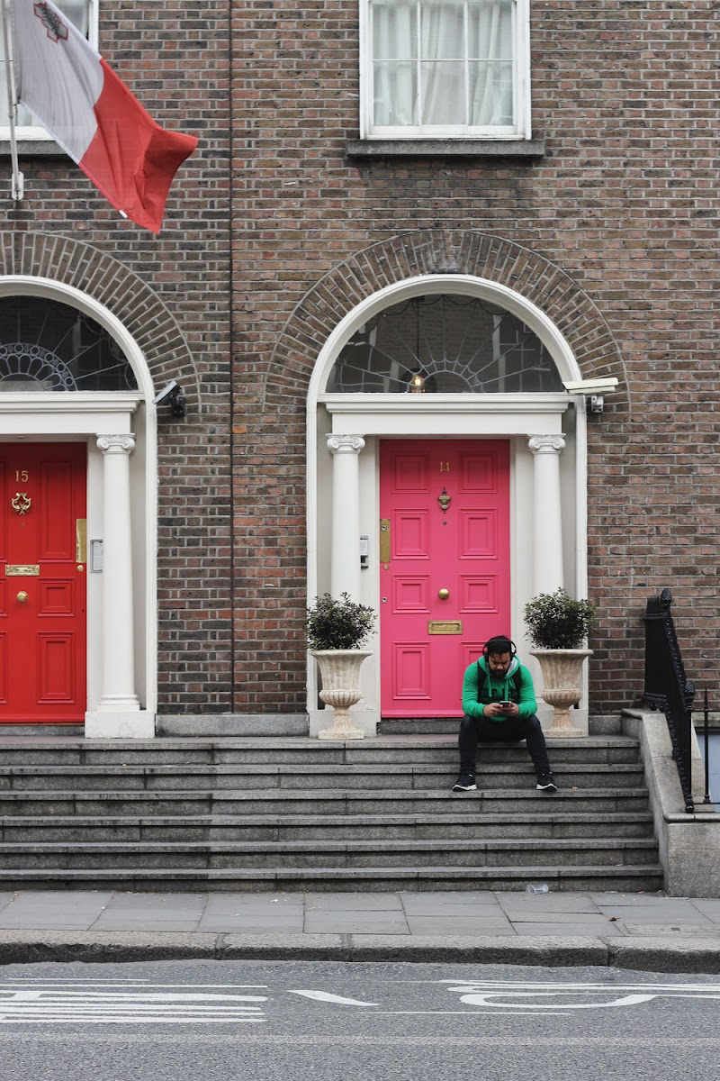 Dublin Georgian townhouse | www.itscohen.co.uk