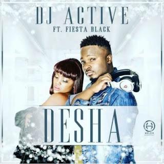 DJ Active Ft. Fiesta - Desh