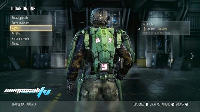 COD Advanced Warfare Modo Exo Zombi llegara en enero 2015