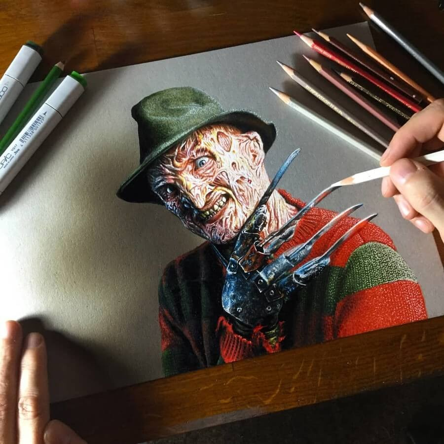 05-Freddy-Krueger-Marcello-Barenghi-www-designstack-co