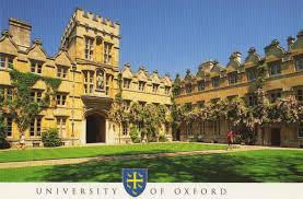 INFORMASI BEASISWA DI UNIVERSITY OF OXFORD 2016