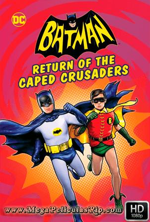 Batman El regreso del enmascarado 1080p Latino