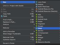 Android Studio 3.2