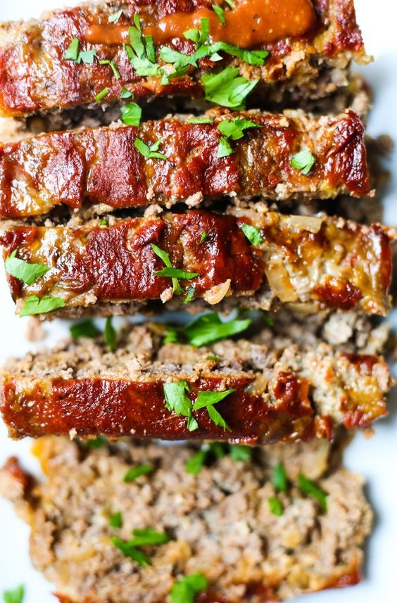 Whole30 Classic Meat Loaf