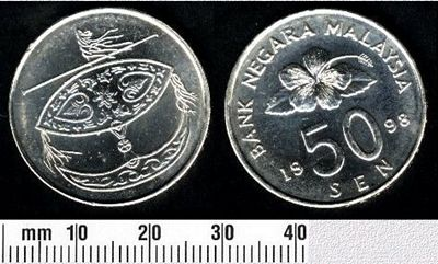 largest us coin in circulation