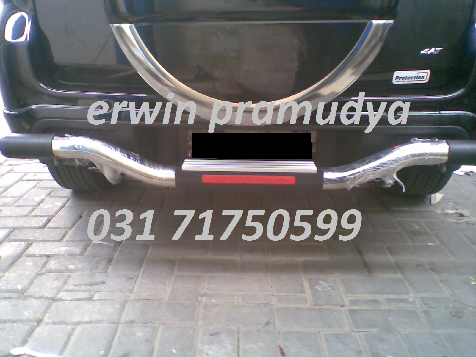 Roof Rail Grand New Avanza Veloz All Kijang Innova Facelift Accessories Mobil Surabaya 3m Auto Film