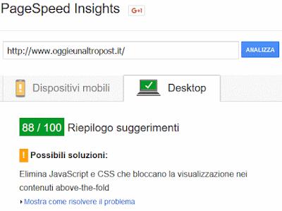 Quanto è veloce il tuo sito?
