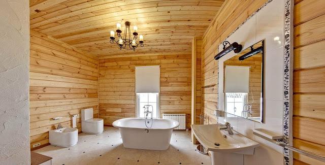 Дачная ванная
