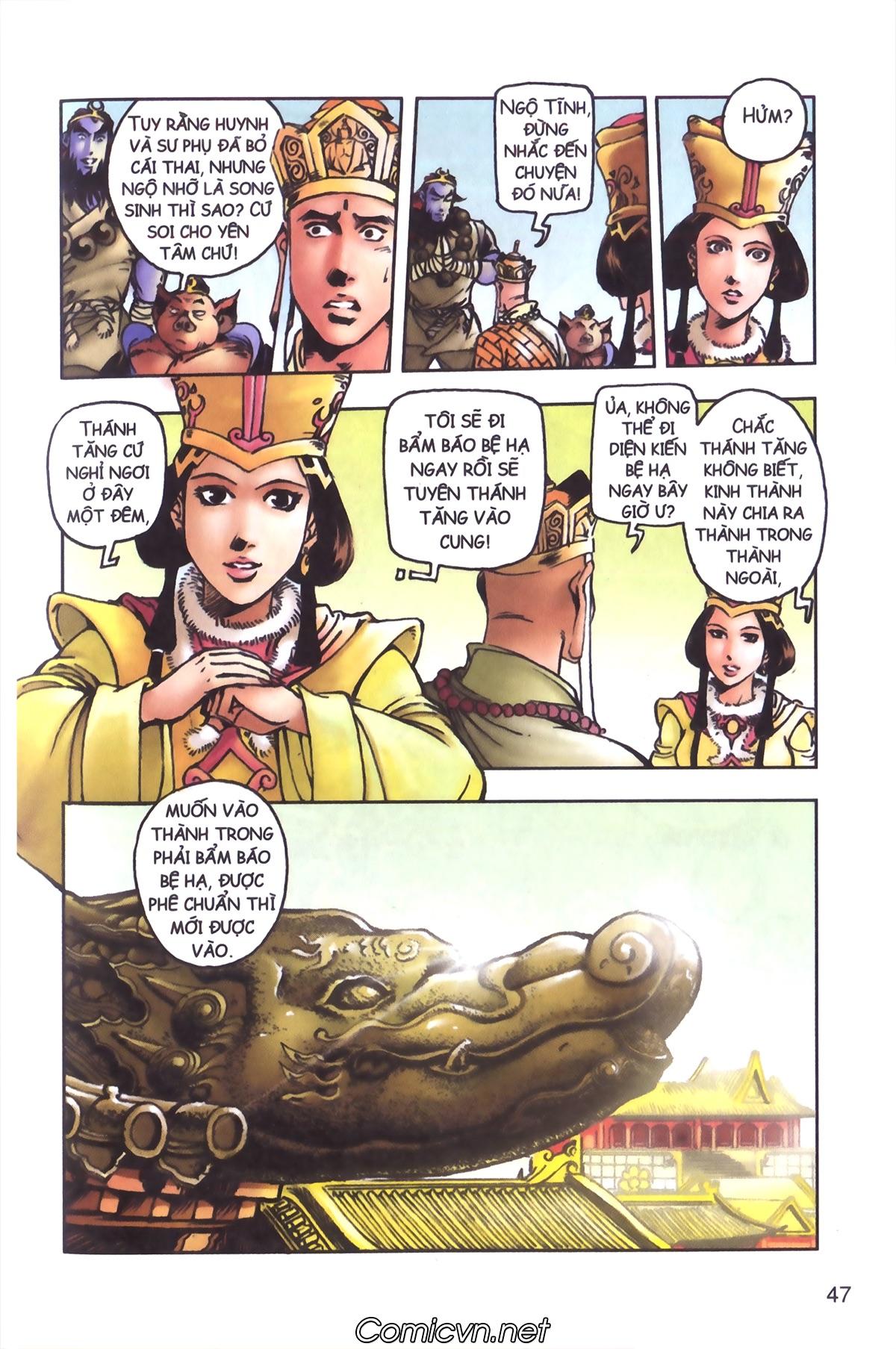 Tây Du Ký màu - Chapter 97 - Pic 17
