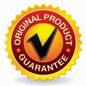 guarantee original product