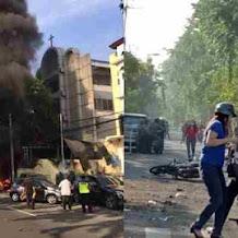 5 Fakta Dari Tragedi Bom di Surabaya
