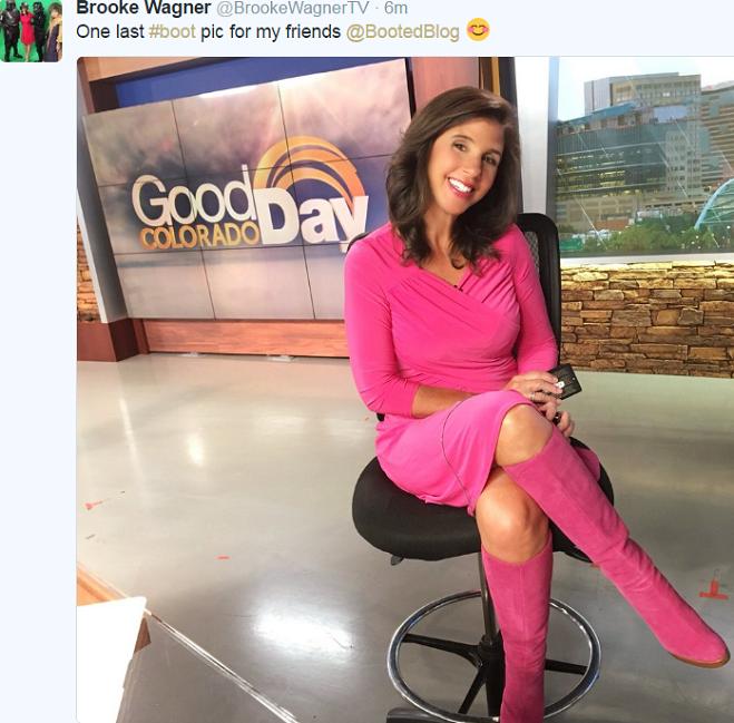 Sam Boik On Twitter: THE APPRECIATION OF BOOTED NEWS WOMEN BLOG : KDVR