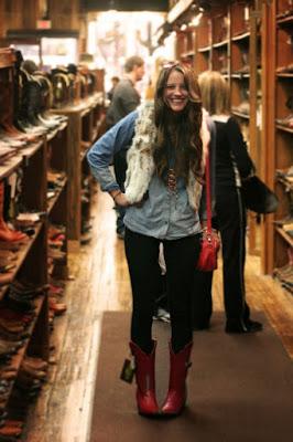 Outfits de moda con botas