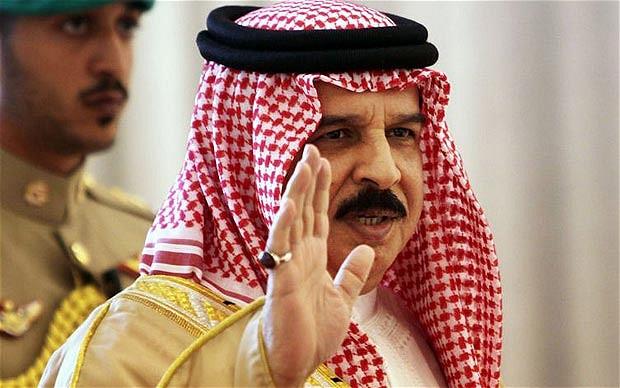 O governo dos Estados Unidos não é susceptível de resolver a situação dos direitos humanos no Bahrein, um analista diz, acrescentando que a posição de Washington não é susceptível de mudar após a próxima eleição presidencial