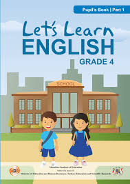 Grade 4 English Works Sheet