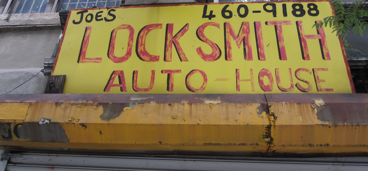 Luxury Vehicle: EV Grieve: Joe's Locksmith Is Closing June 30, Fueling