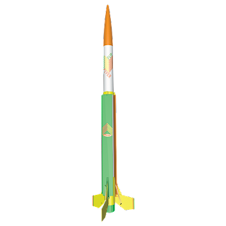 Estes Easy to Assemble Flip Flyer Model Rocket Kit, Model Rocket Store