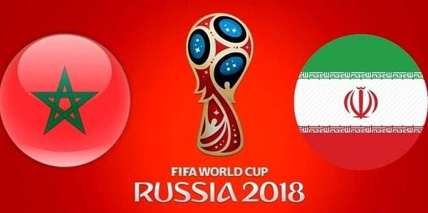الاداء الرائع لا يشفع لمنتخب المغرب امام ايران خسارة قاتلة +95 كأس العالم روسيا 2018