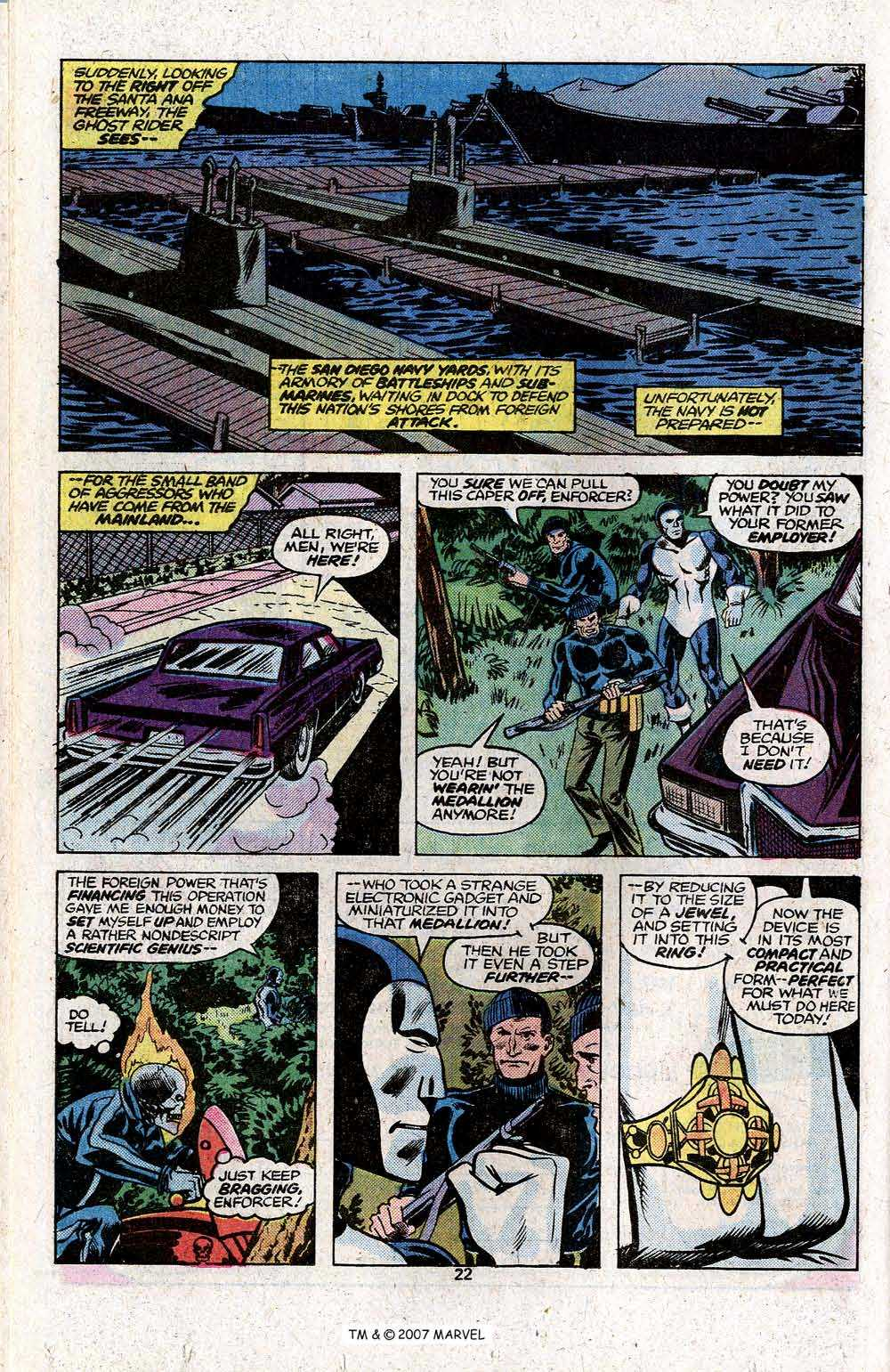 Ghost Rider (1973) Issue #22 #22 - English 24