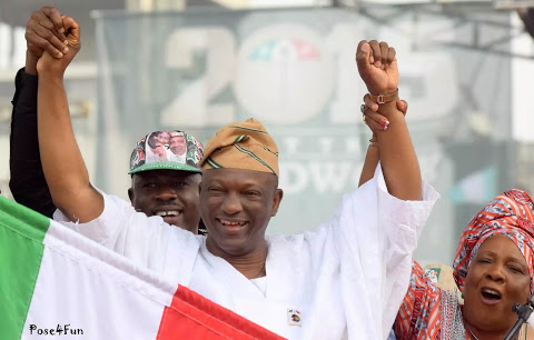 Lagos 2019 Is Battle Between Slavery & Prosperity – Agbaje